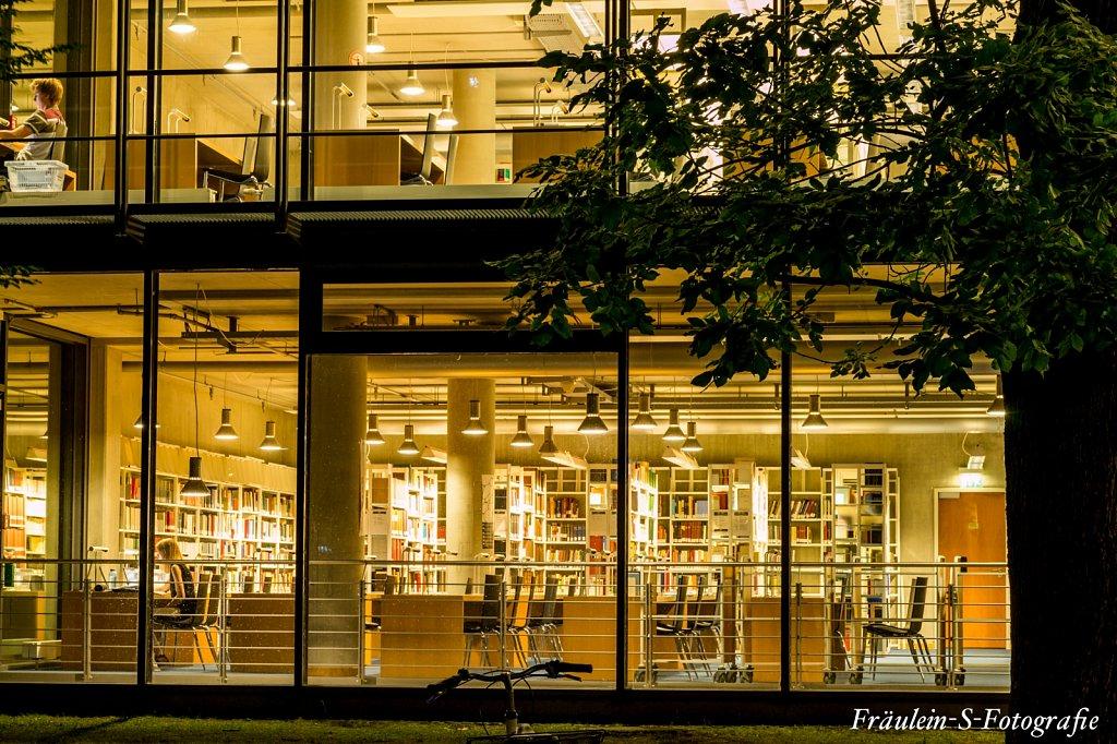 Bibliothek LMU