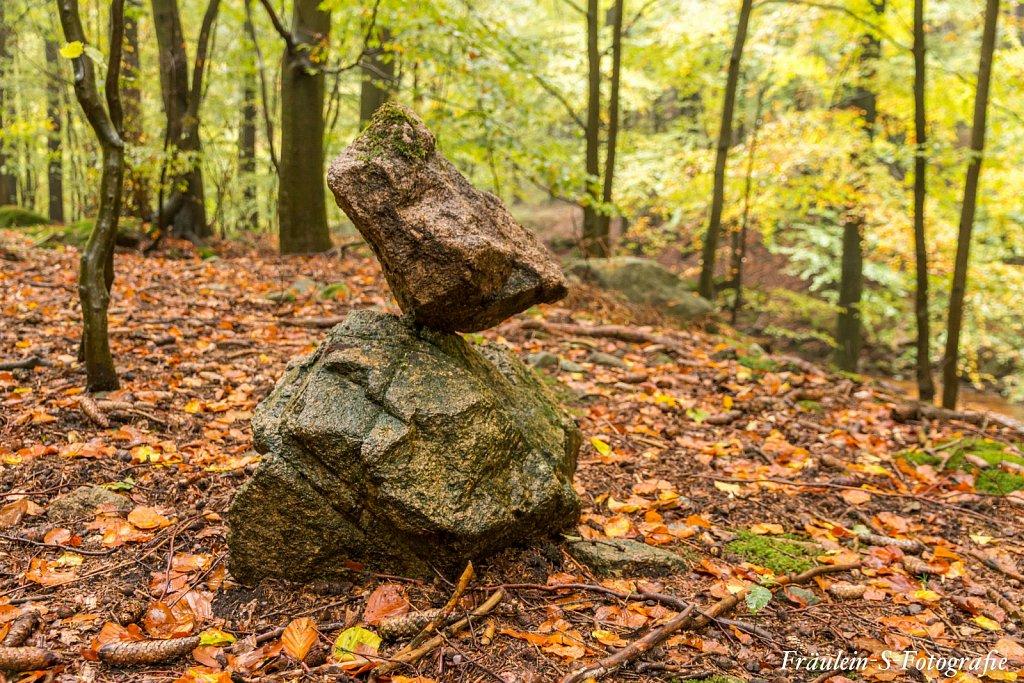 Stein auf Stein II