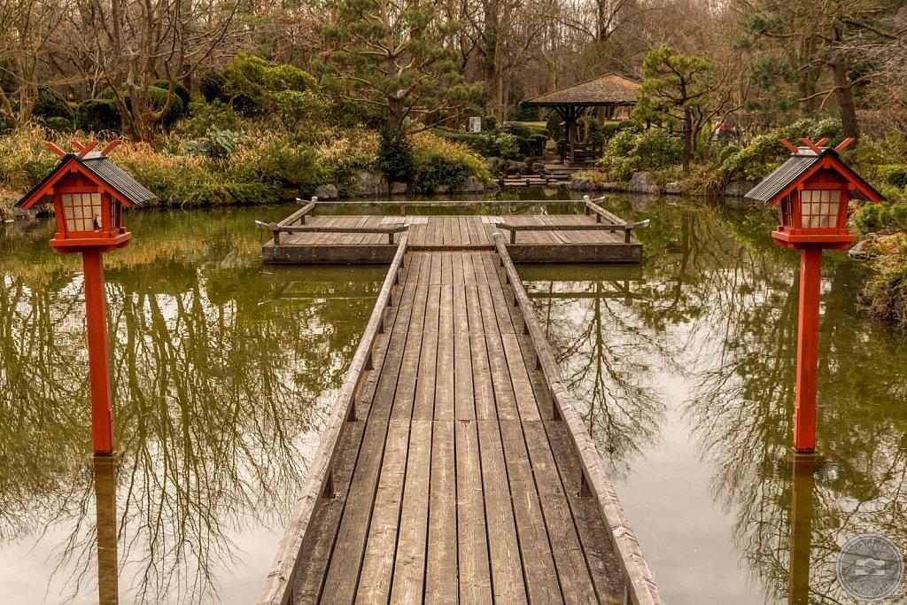 Japanischer Garten im Westpark II