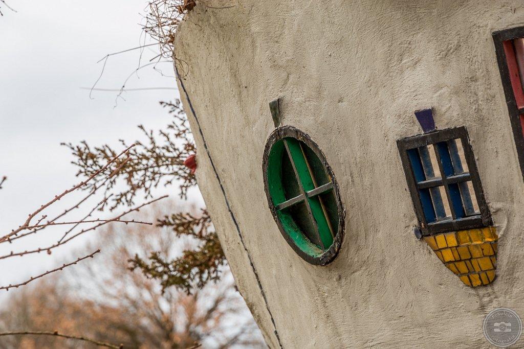 Hundertwasser Hoch-Wiesen-Haus II